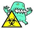 Virus sign