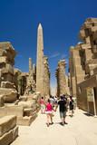 Fototapeta Do akwarium - Luxor Egipt © Zbyszek Nowak