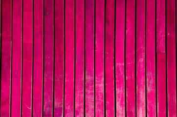 lasierte Holzverkleidung