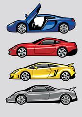 cars series set 2