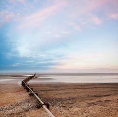 sea break beach