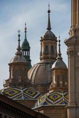 Basílica Del Pilar. Zaragoza. España