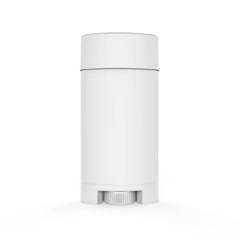 White Deodorant Container