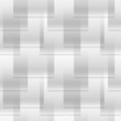 Vector pattern - geometric seamless simple gray square backgroun