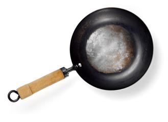 old pan