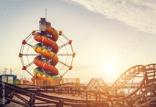 seaside fair