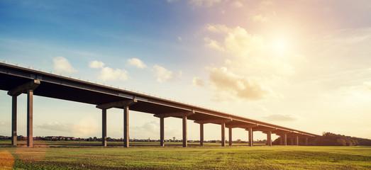 motorway bridge