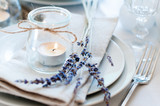 Provence style table setting - Fine Art prints