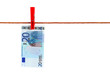 Twenty Euro On Rope