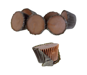Peanut Butter Cups Group Single Front