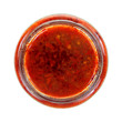 Red Chili Paste Top View