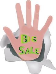 grande vendita