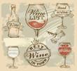 vector wine