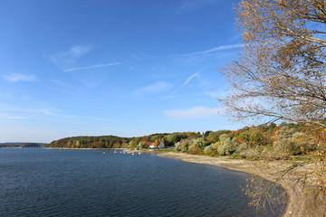 Herbst am Möhnesee