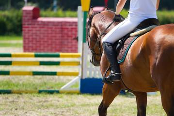 Riding sport