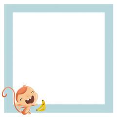 marco de mono