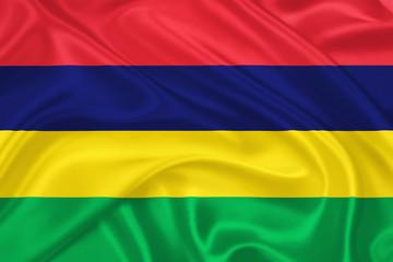 Flag of   the Mauritius