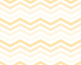 Yellow Zigzag Textured Fabric Background