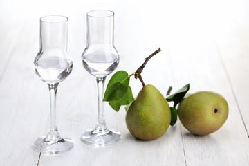 Fruit Brandy, Pear