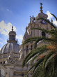 Italy, Sicily, Ragusa Ibla, the baroque St. George Cathedral
