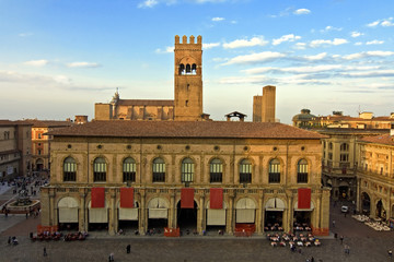 Main square - bologna
