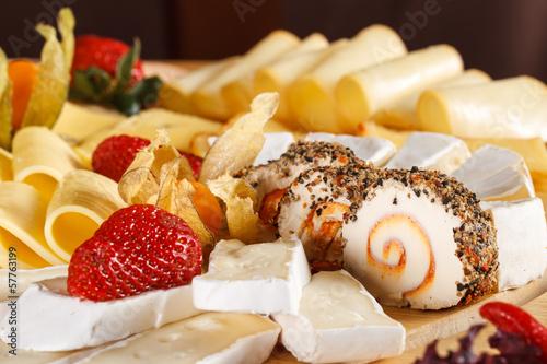 In de dag Buffet, Bar Foodstuff 2014 - 08