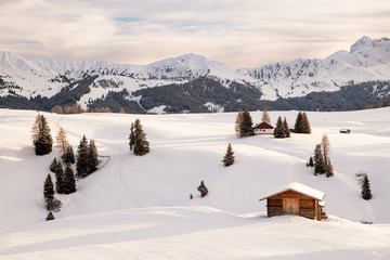 Sassolungo, Dolomiti