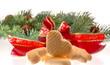 Weihnachten Butterkekse