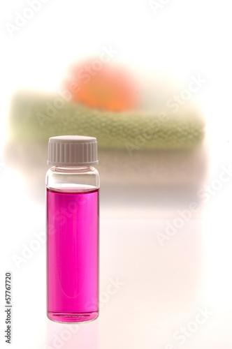 Wellness Pink Fläschen