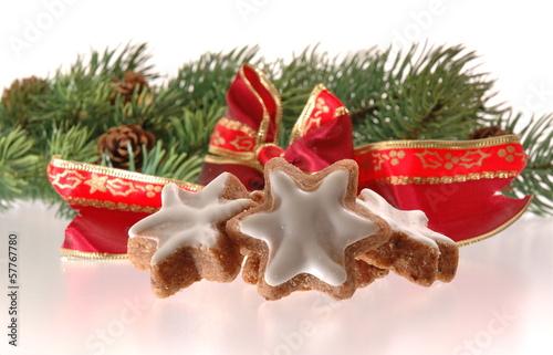 Weihnachten Zimtsterne