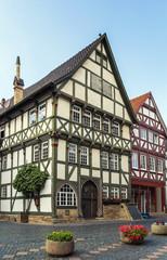 street in  Fritzlar, Germany