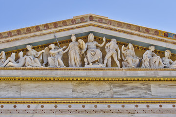Zeus, Athena and other ancient Greek gods and deities, Athens