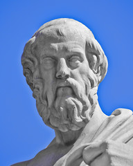 Plato the philosopher, Athens Greece