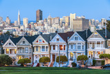 The Painted Ladies of San Francisco