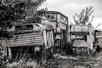 derelict coaches