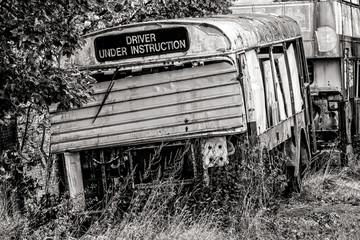 derelict coach