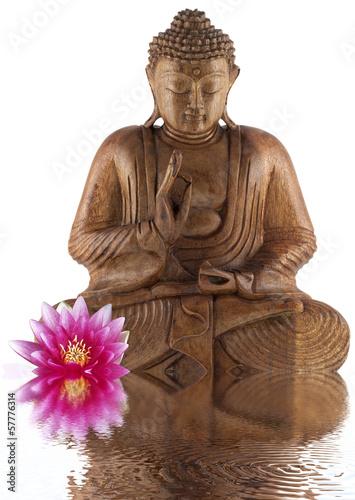 bénédiction de bouddha