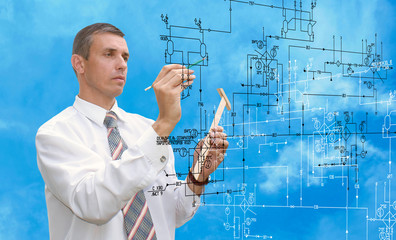 Engineer.Engineering Industrial Designing
