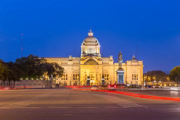 The Ananta Samakom Royal Throne, Bangkok , Thailand