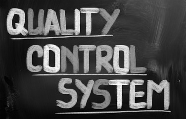 Quality Control System Concept