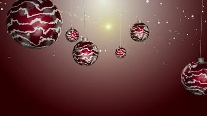Frohe Weihnachten - 3D Animation