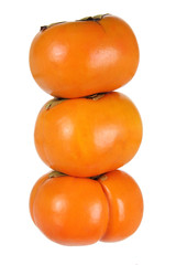 Stack of Persimmons