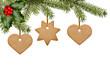 Obrazy na płótnie, fototapety, zdjęcia, fotoobrazy drukowane : Weihnachtsplätzchen