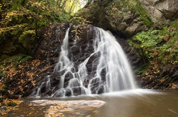 Fairy Glen Waterfall, Rosemarkie, Scotland