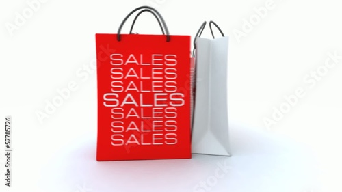 shopping bag loopable