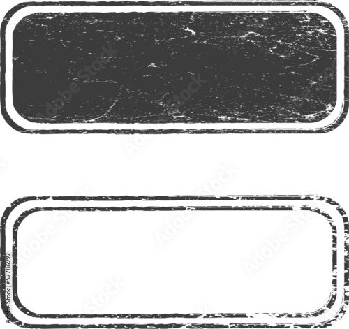 Set of grunge stamp