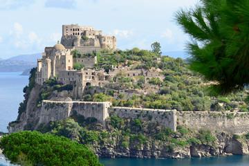 Aragon castle of Ischia
