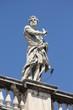 Vatican colonnade saint Didimus statue