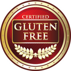 Gluten Free Certified Red Label