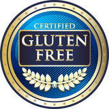 Gluten Free Certified Blue Label